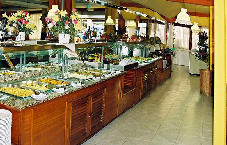 Tropical - Restaurant - 3