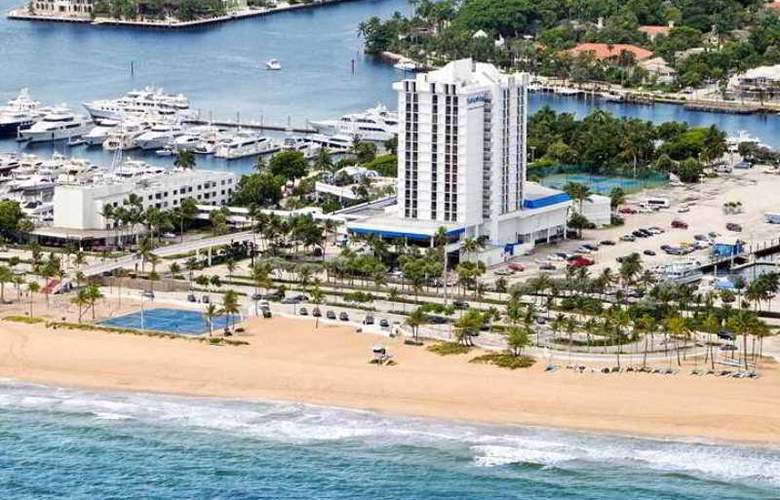 Bahia Mar Ft Lauderdale Beach-Doubletree by Hilton - Hotel - 0