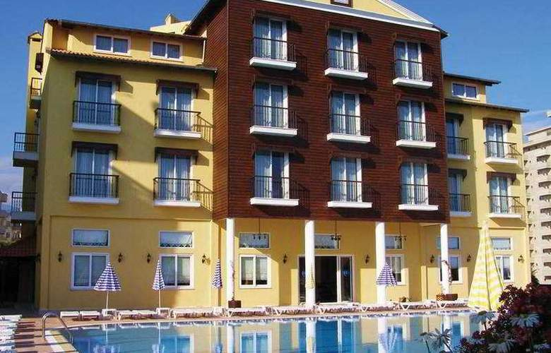 Sevki Bey Hotel - Hotel - 0