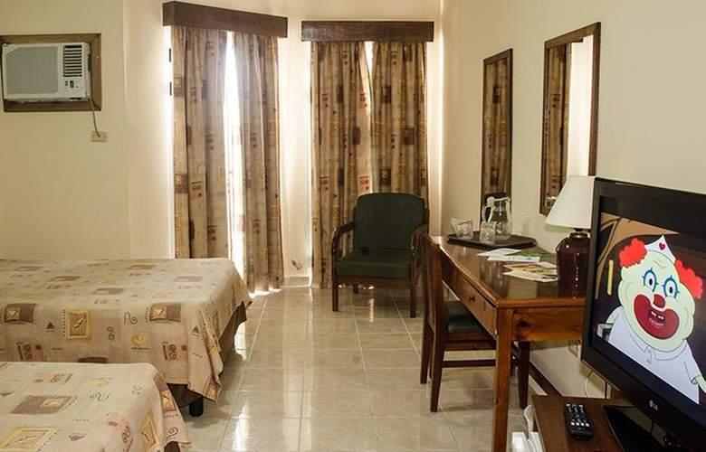 Sercotel Paseo Habana - Room - 11