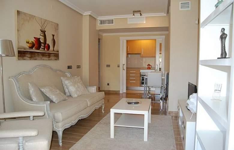 Apartamentos Isla del Fraile - Room - 1