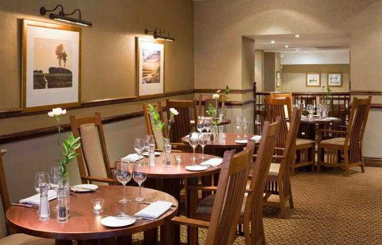 Dunkenhalgh Hotel & Spa Blackburn - Hotel - 52