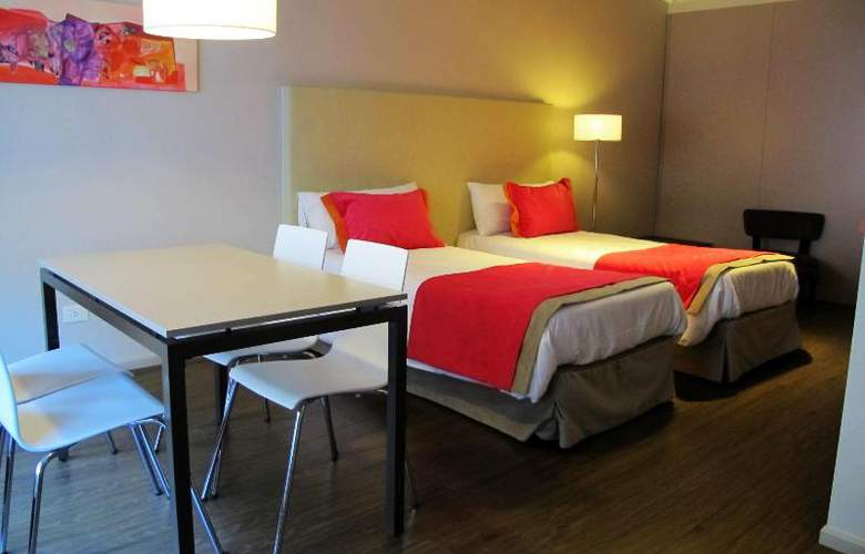 Bulnes Eco Suites - Room - 6