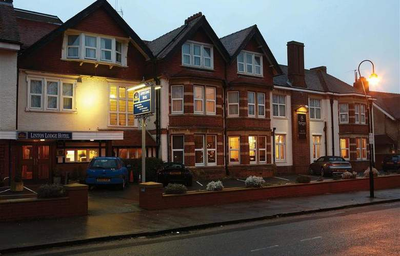 Best Western Linton Lodge Oxford - Hotel - 119