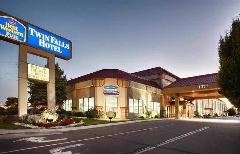 Best Western Plus Twin Falls Hotel - Hotel - 44