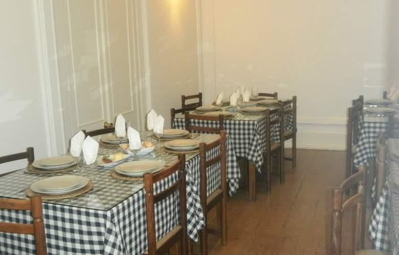 Go Hostel Lisbon - Restaurant - 4