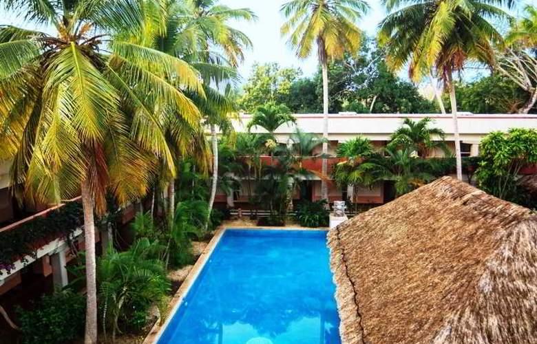 Villas Arqueológicas Chichén Itzá - Pool - 21