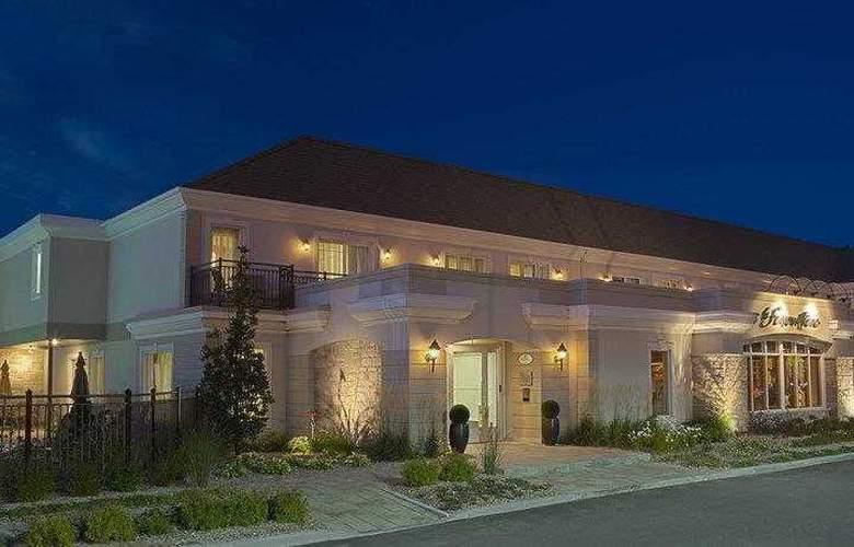 Best Western Hotel Aristocrate Quebec - Hotel - 11