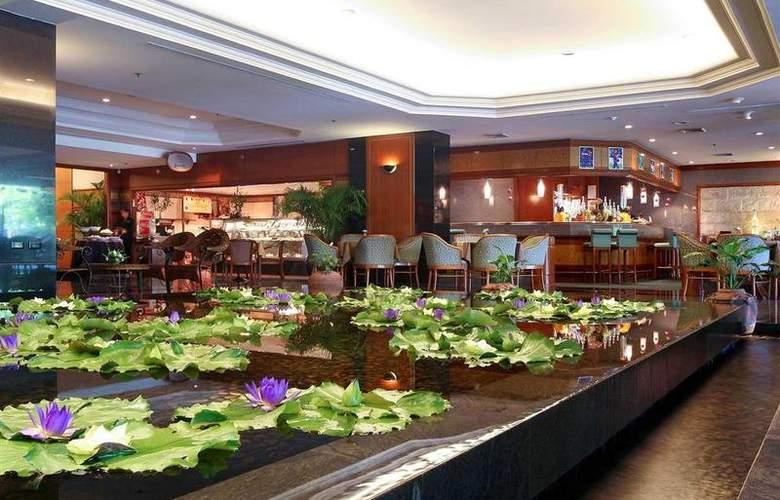 Bangkok Hotel Lotus Sukhumvit - Bar - 39