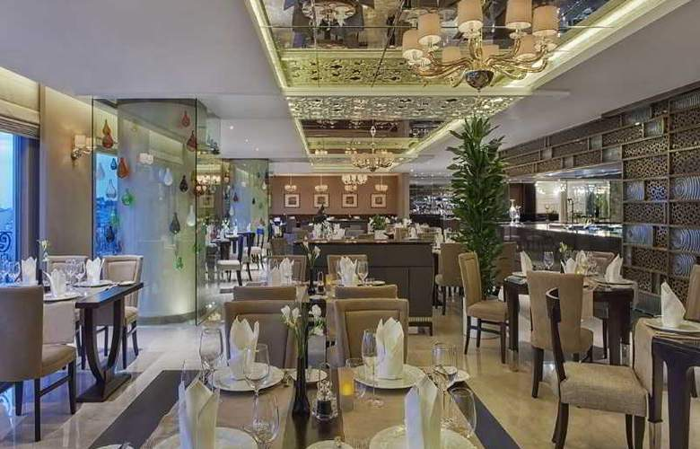 CVK Park Bosphorus Istanbul - Restaurant - 73