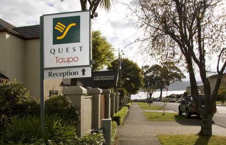 Quest Taupo - Beach - 3