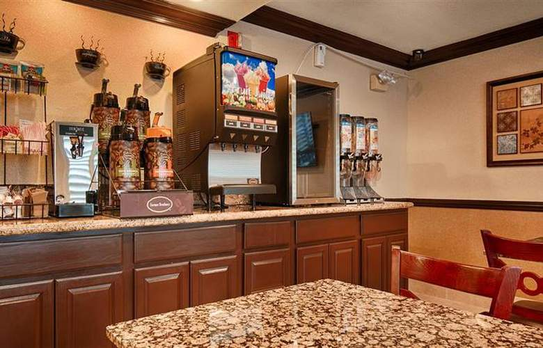 Best Western Plus Las Vegas West - Restaurant - 71