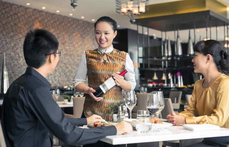 Grand Mercure Beijing Dongcheng - Restaurant - 50