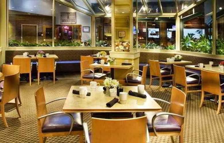 Doubletree Hotel Houston Intercontinental - Restaurant - 14