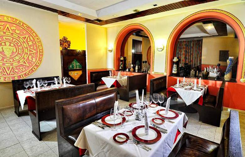 Complejo Cactus-Tuxpan - Restaurant - 15