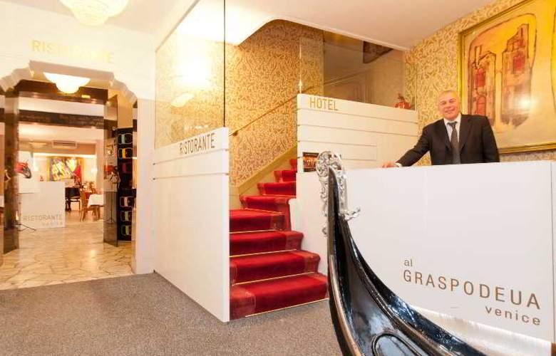 Al Graspo de UA - Hotel - 0