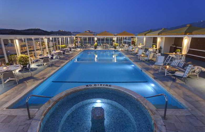 Grand Hyatt Athens - Pool - 28