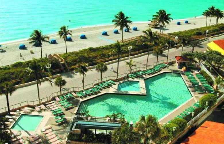 Hollywood Beach Resort Cruise Port - Pool - 3