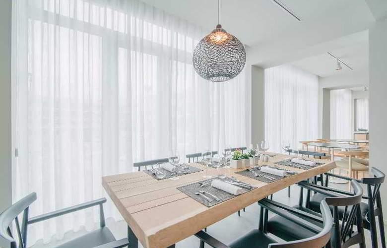 Aqualuz - Suite Hotel Apartments - Restaurant - 8