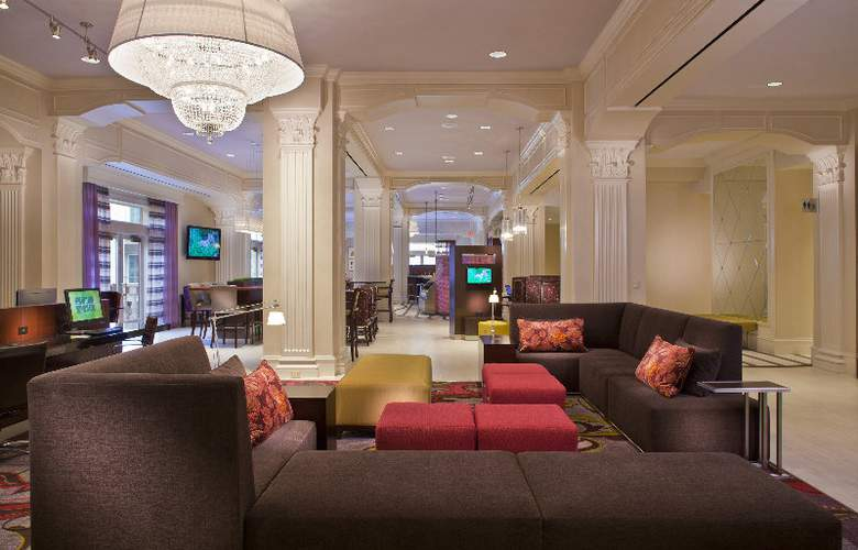 Courtyard by Marriott New Orleans French Quarter/Iberville - General - 2