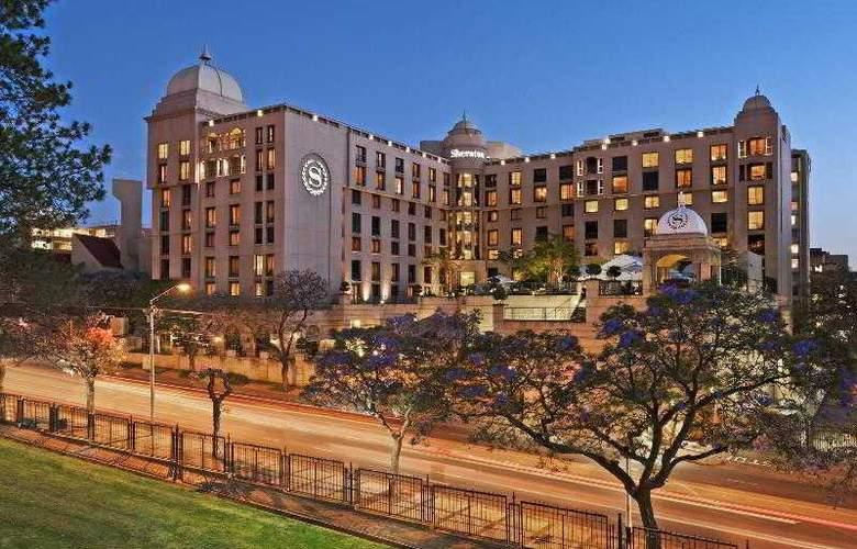 Sheraton Pretoria - Hotel - 14