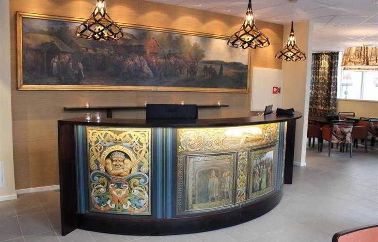 Best Western Plus Hordaheimen - Hotel - 11