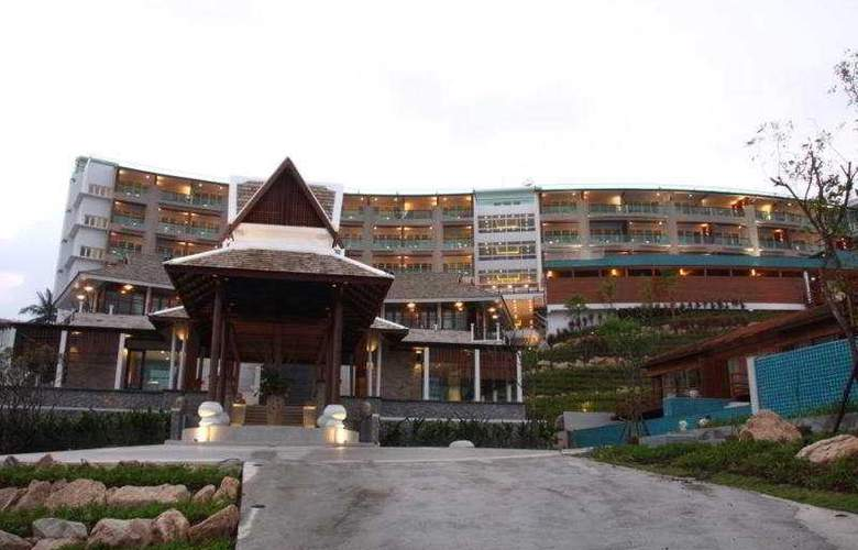 KC Resort and Over Water Villa's - Hotel - 0