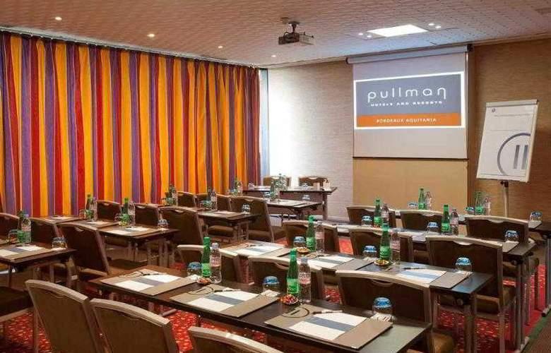 Pullman Bordeaux Lac - Hotel - 3
