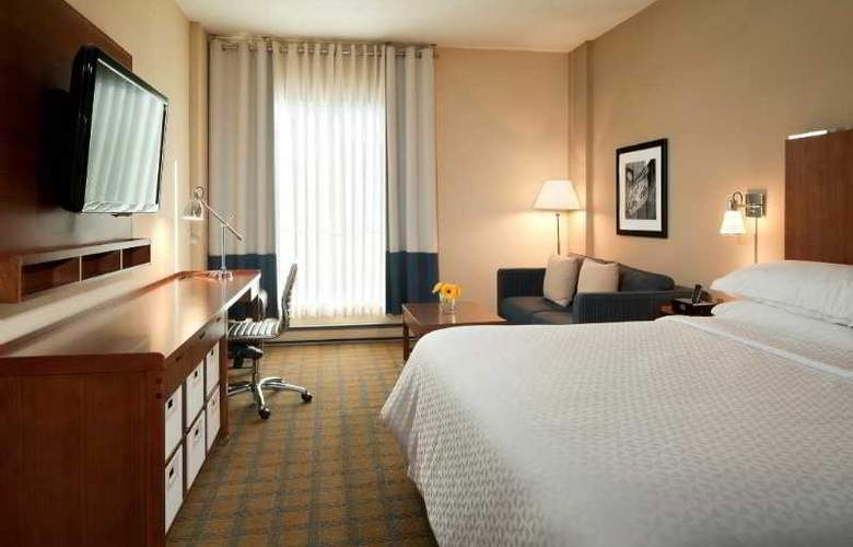 Four Points by Sheraton Hotel & Conference Centre Gatineau-Ottawa - Room - 4