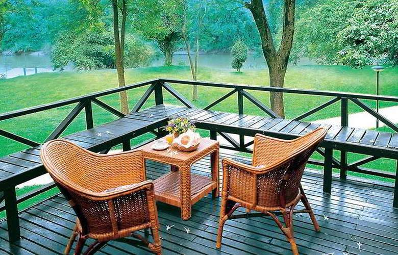 Pung - Waan Resort ( Kwai Noi ) - Terrace - 8