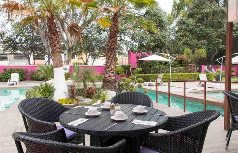 Best Western Real de Puebla - Restaurant - 86