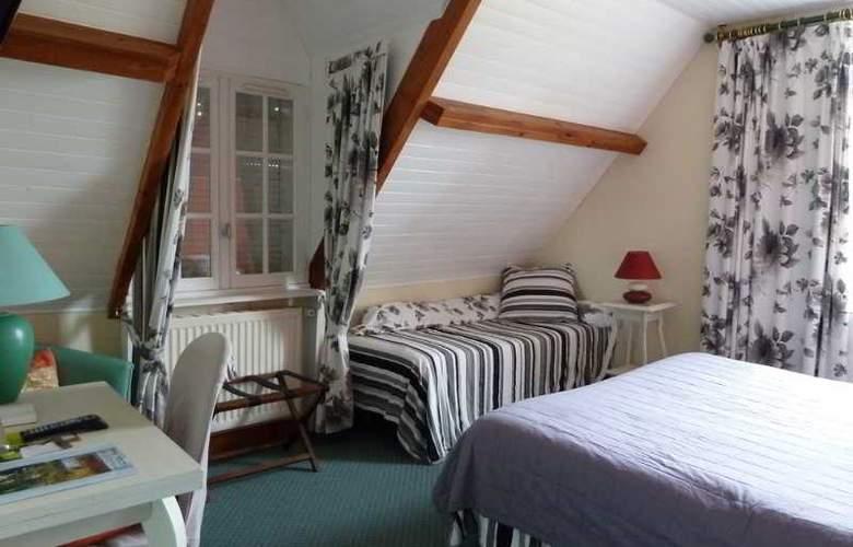 Manoir de La Roche Torin - Room - 11