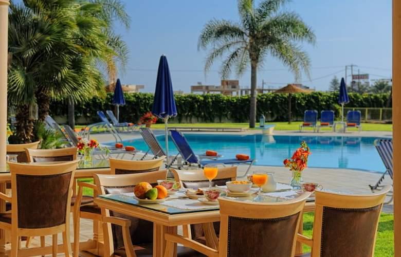 Socrates Hotel Malia - Terrace - 5