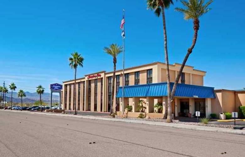 Hampton Inn Lake Havasu City - Hotel - 0