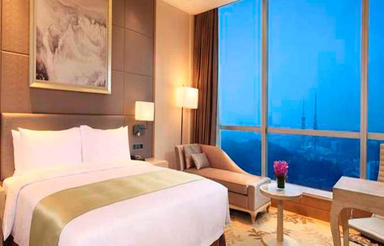 DoubleTree by Hilton Hotel Guangzhou - Science City - Room - 18