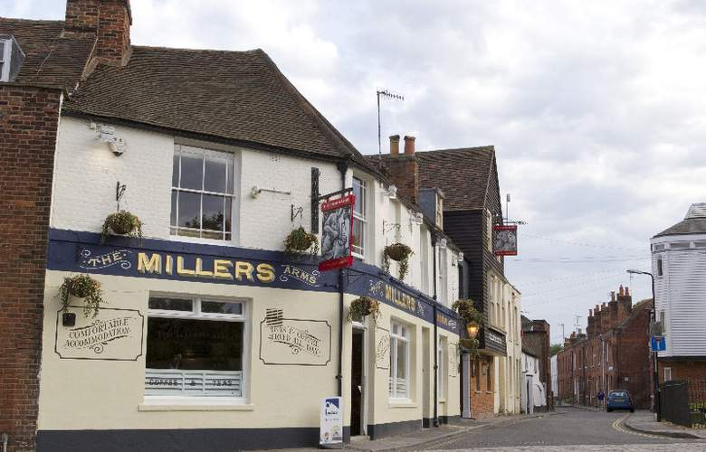 Millers Arms - Hotel - 3