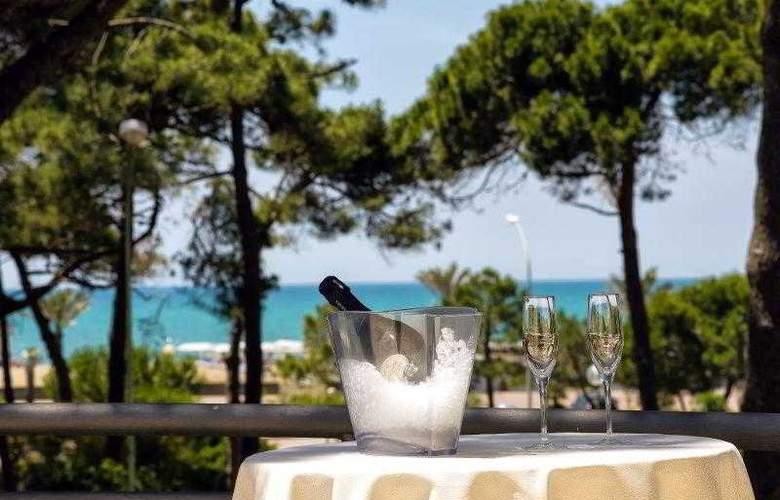 Grand Hotel Terme Marine Leopoldo II - Terrace - 16