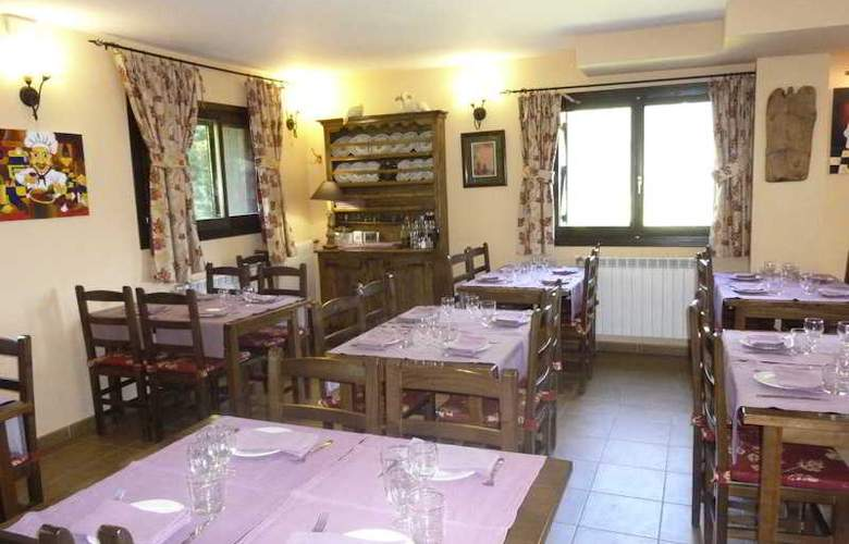 Hostal Parque Natural - Restaurant - 7