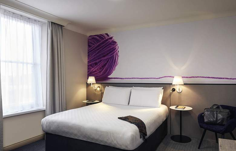 Mercure Exeter Rougemont - Room - 1