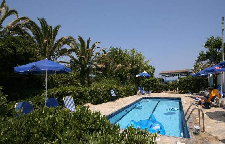 Galeana Beach Aparthotel - Pool - 4