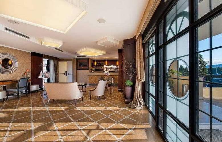 BEST WESTERN PREMIER Villa Fabiano Palace Hotel - Hotel - 14