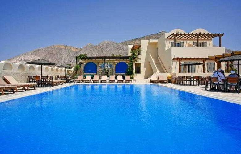 Thera Mare Hotel  - Pool - 4