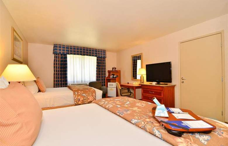 Best Western Plus High Sierra Hotel - Room - 118