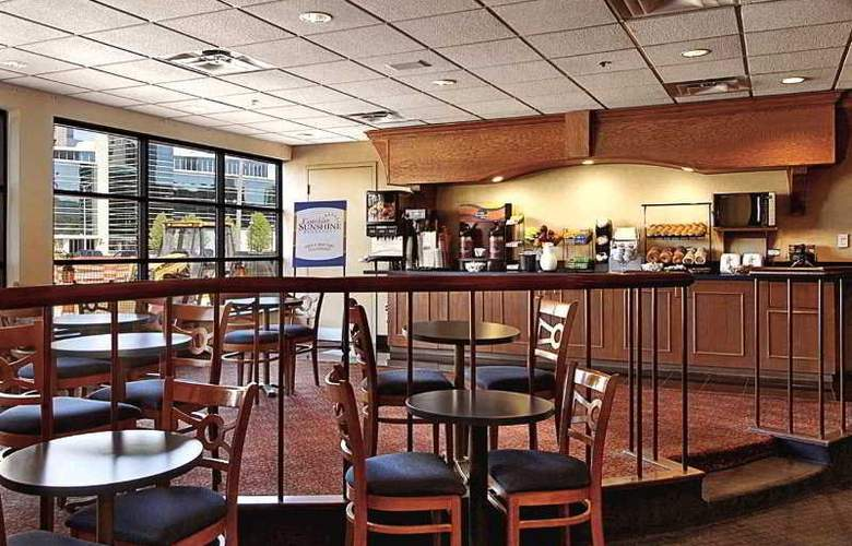Comfort Inn Downtown Cleveland - Restaurant - 7
