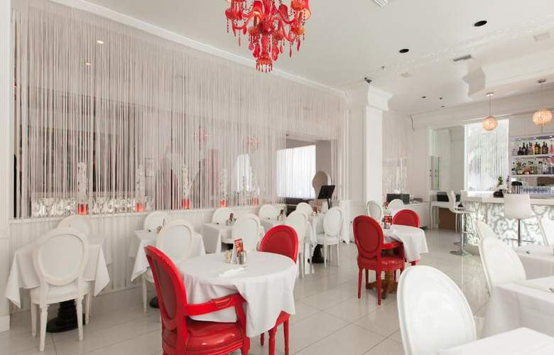 Red South Beach Hotel - Restaurant - 22