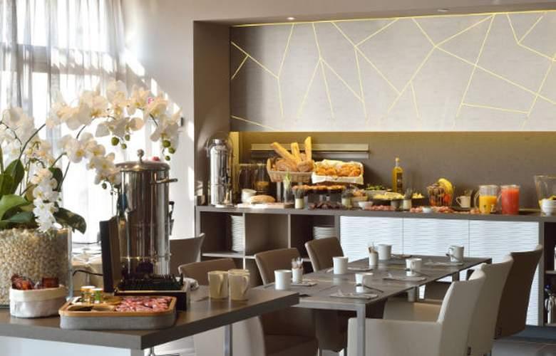 Ac By Marriott Marseille Prado Velodrome - Restaurant - 10