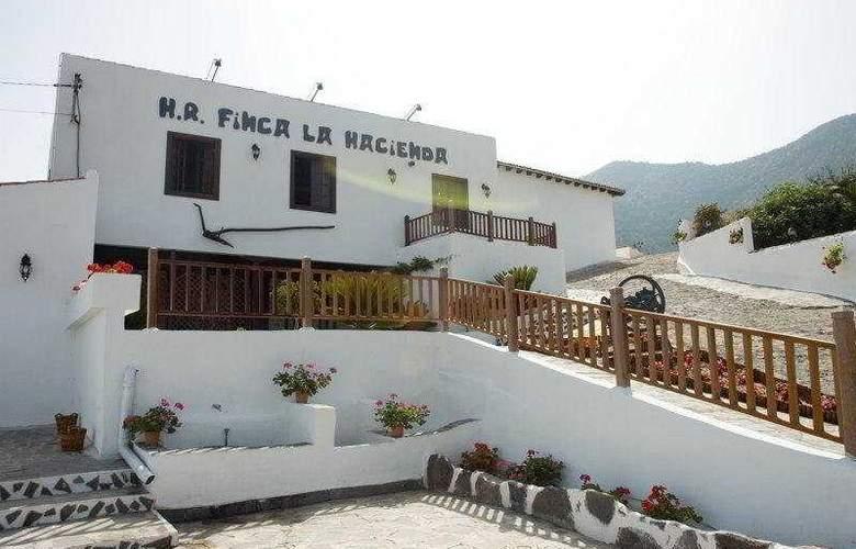 Finca la Hacienda Rural Hotel - Hotel - 0