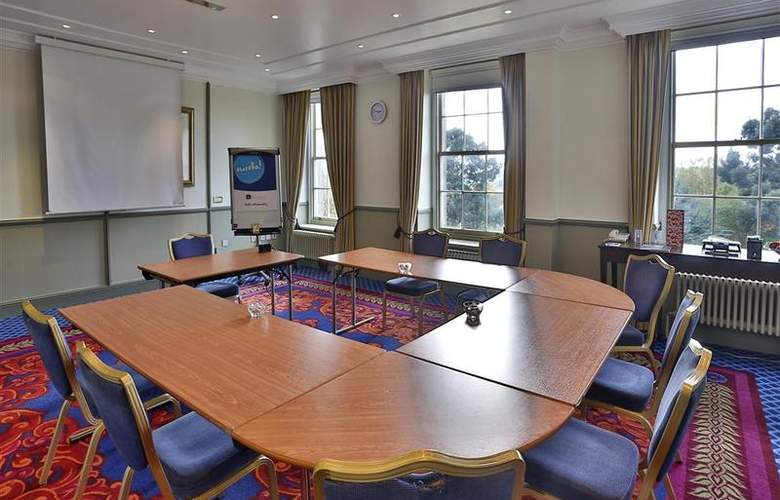 Best Western Stoke-On-Trent Moat House - Conference - 108