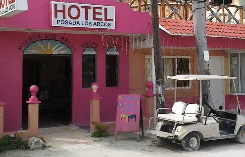 Posada Los Arcos Holbox - Hotel - 6