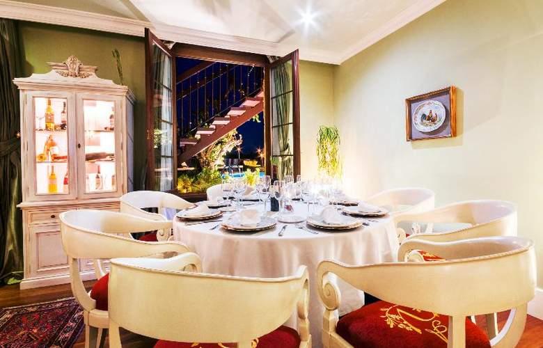 Villa de Alarcon - Restaurant - 24